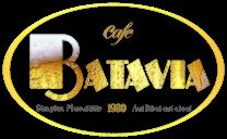 Logo Cafe Batavia 1920